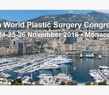Guidaestetica al 4º Congresso Mondiale di Chirurgia Plastica di Monaco
