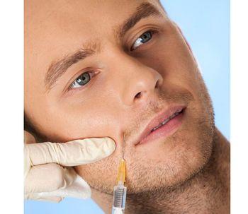 Aumentano gli uomini che si sottopongono ai trattamenti estetici