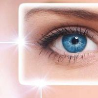 Trattamento con acido ialuronico per il contorno occhi
