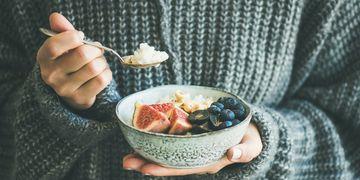 Come mangiare sano in casa