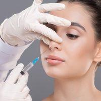 Correggere i difetti del naso con il rinofiller