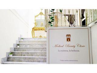 reception medical beauty clinic sonia petruzzo
