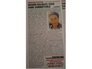 Dott.ssa Nadejda Caciulina