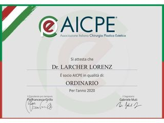 Dott. Lorenz Larcher