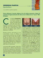 Articolo lipofilling prima pagina