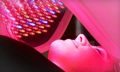 Fotobiomodulazione LED