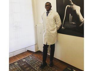 Dr Benoit Menye