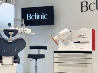 Tecnologie odontoiatriche Bclinic. EzRay Air & EzScan. - Bclinic