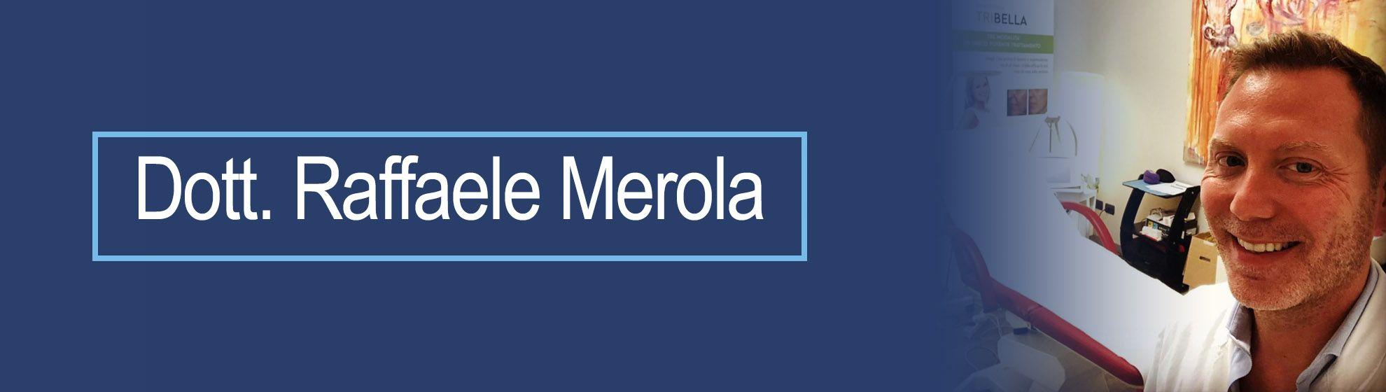 Dott. Raffaele Merola