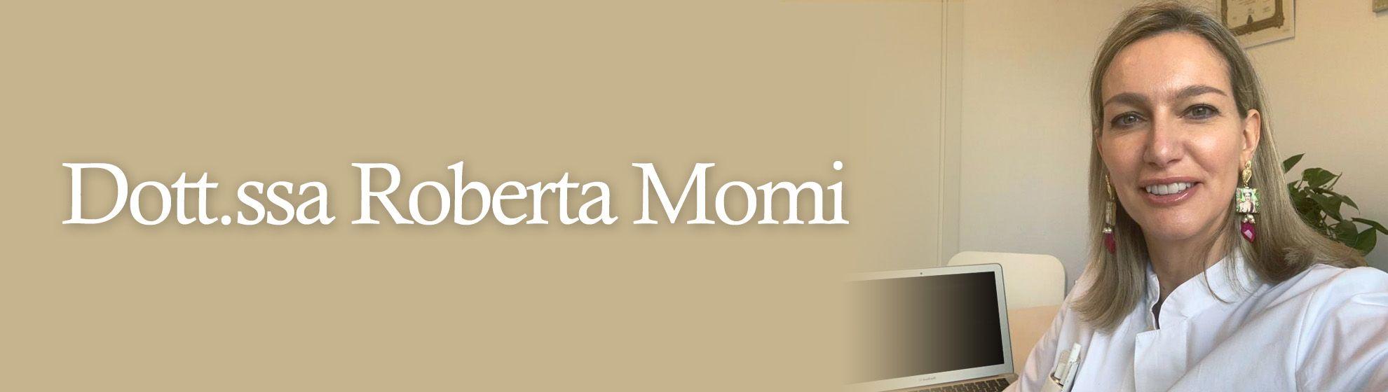 Dott.ssa Roberta Momi