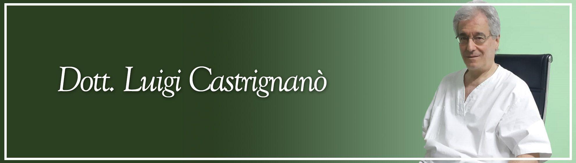 Dott. Luigi Castrignanò