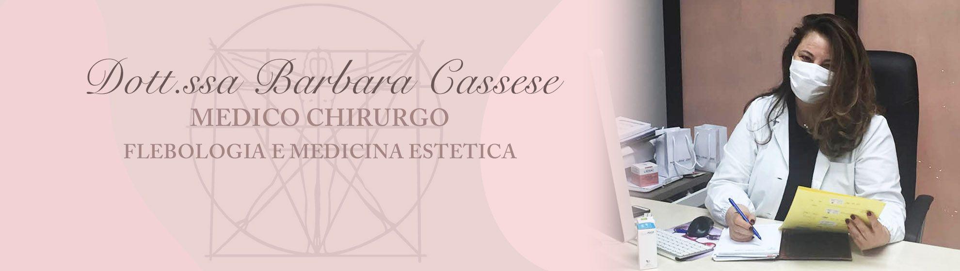Dott.ssa Barbara Cassese