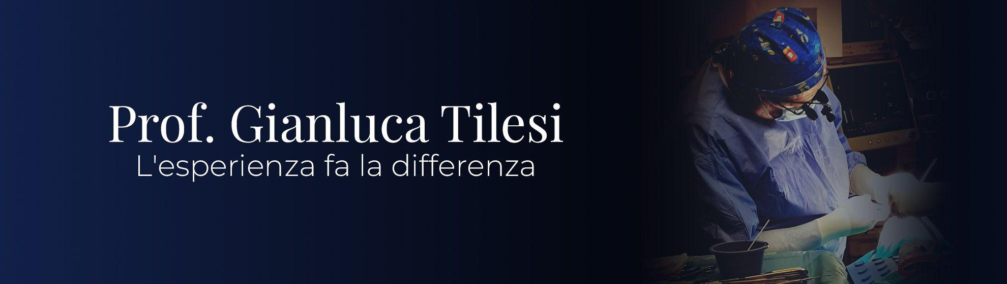 Prof. Gianluca Tilesi