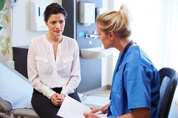 Prima consulta dal medico