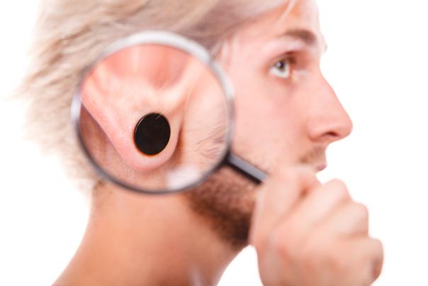ricostruzione orecchio strappato