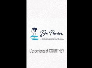 L'esperienza di Courtney - Dr Luciano Perrone