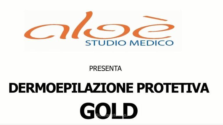 Ceretta Sicura per la salute Dermoepilazione Protettiva Gold