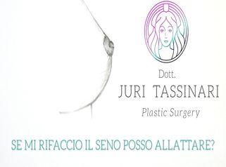 Posso allattare con le protesi al seno Risponde il Dott.Juri Tassinari
