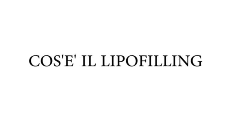 Lipofilling - Dott. Tommaso Anniboletti Chirurgo Plastico