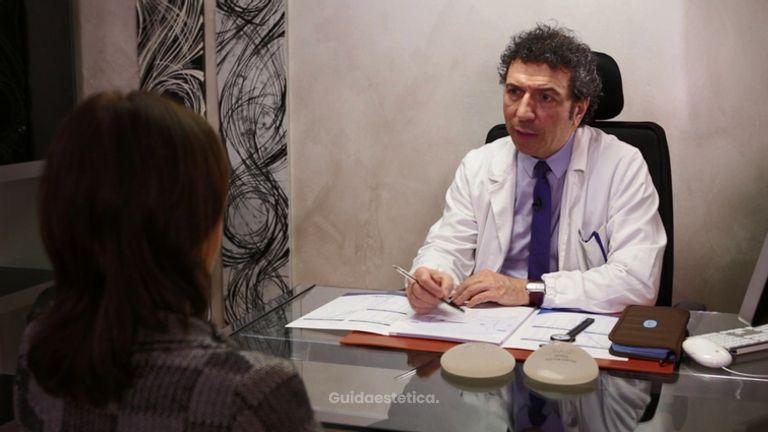 L'intervento di mastoplastica additiva- Dott. Savino Bufo