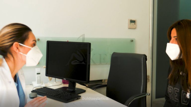 Clinica Keit: video esperienza Serena
