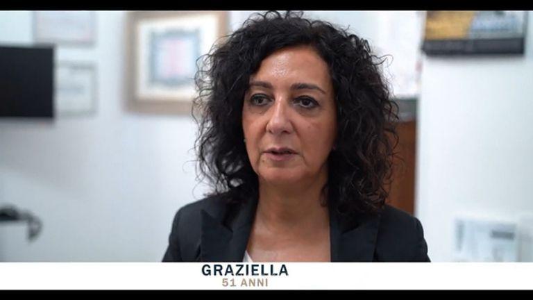 TESTIMONIANZA GRAZIELLA 51 ANNI//DOTT. MAURIZIO CURSANO - EPILAZIONE LASER ALEXANDRITE