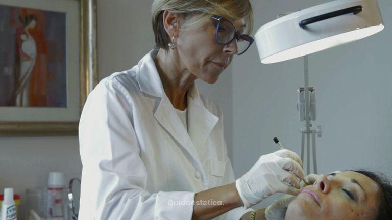 L'uso del botulino per le rughe del viso