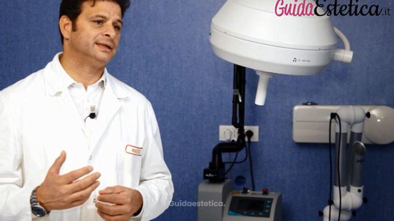 Come si fa la blefaroplastica