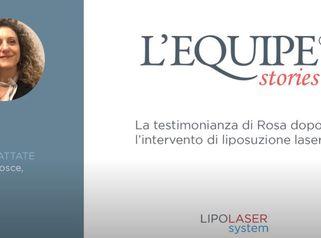 Testimonianza dopo liposuzione laser braccia